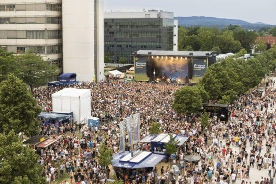 Campus Festival Bielefeld - Termin für 2020 steht fest!