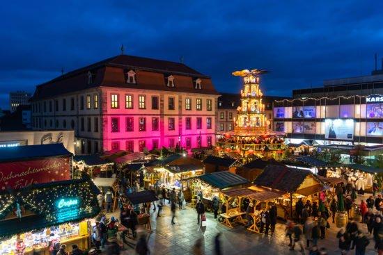 Alle Jahre wieder: Die Weihnachtsmärkte in der Region