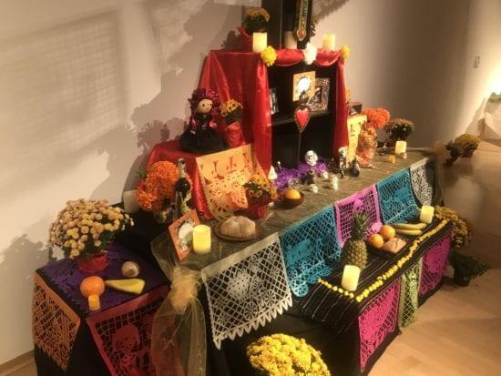 Dia de los Muertos im Museum für Sepulkralkultur