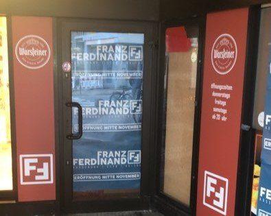 Neuer Club in Paderborn: Franz Ferdinand eröffnet