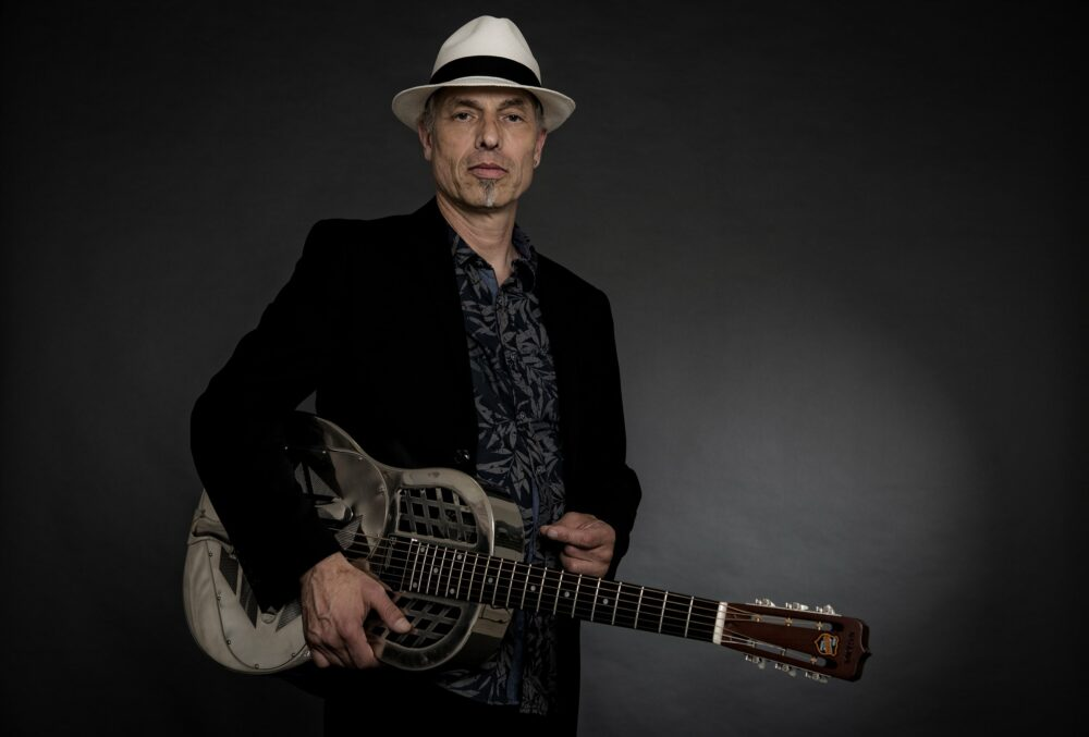 Blues-Meister in Paderborn: Greyhound George im Lenz!