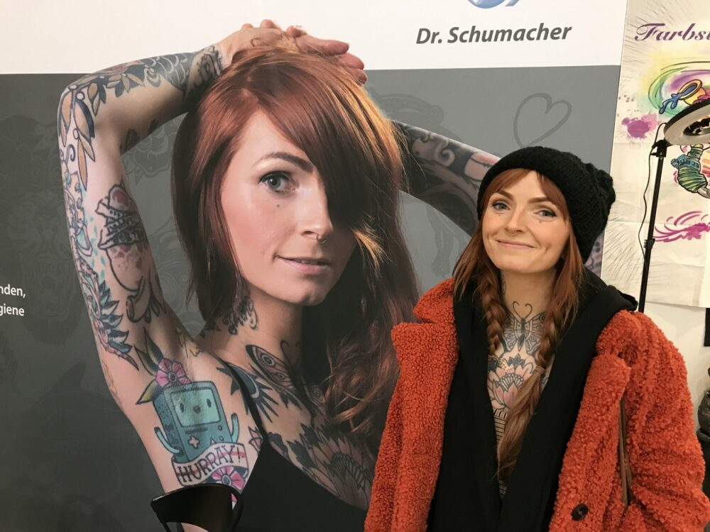 Die Tattoomenta 2019 in Kassel