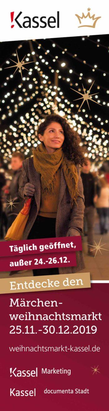 Der plastikfreie Märchen-Weihnachtsmarkt in Kassel: Genuss mit gutem Gewissen