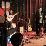 Musica Protesta  – Ein chilenischer Abend im Sandershaus