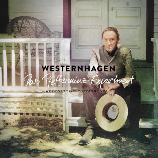 CD Cover: Marius-Müller-Westernhagen-Das-Pfefferminz-Experiment-Woodstock-Recordings-Vol.1