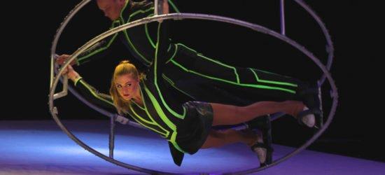 "Circus on Ice ""triumphiert"" in Holzminden!"
