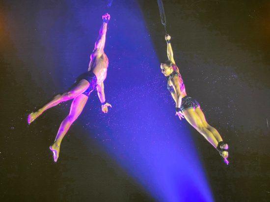 Circus Flic Flac Generalprobe in Kassel mit Standing Ovations