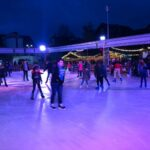 Eiszeit im Waldecker Land: Eisbahn in Bad Wildungen ist der Hit