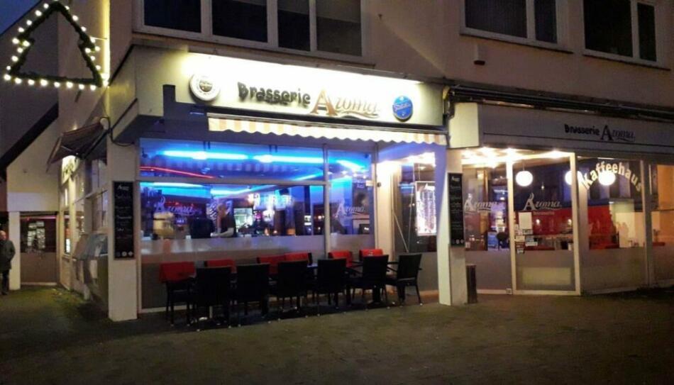 Brasserie Aroma insolvent: Neuer Pächter in Sicht?