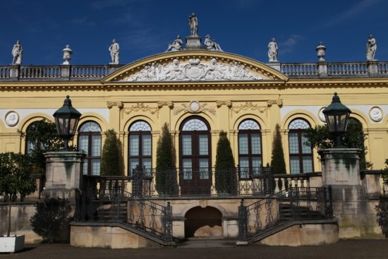 Orangerie Kassel beantragt Insolvenz - Betrieb geht vorerst weiter!