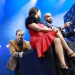 Das Martin Luther King Chormusical bringt das Leben des Bürgerrechtlers auf die Theaterbühne | (c) Stiftung Creative Kirche