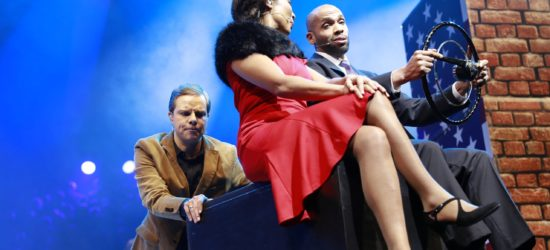 """I have a dream!"" – Das Martin Luther King Chormusical in Kassel"