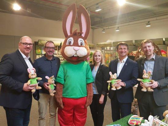 Wegen Corona-Virus: Osterhasen-Stadtfest in Warburg abgesagt!