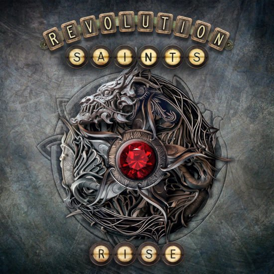 REVOLUTION SAINTS - Rise (Frontiers Records)