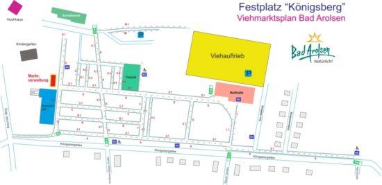 289. Kram- und Viehmarkt in Bad Arolsen 2020