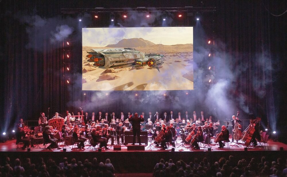 Lichterschwerter raus - The Music of Star Wars live in Kassel!