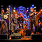 Ski King und die Gang: The Reverend Andrew James Gang im Sägewerk Neukirchen!