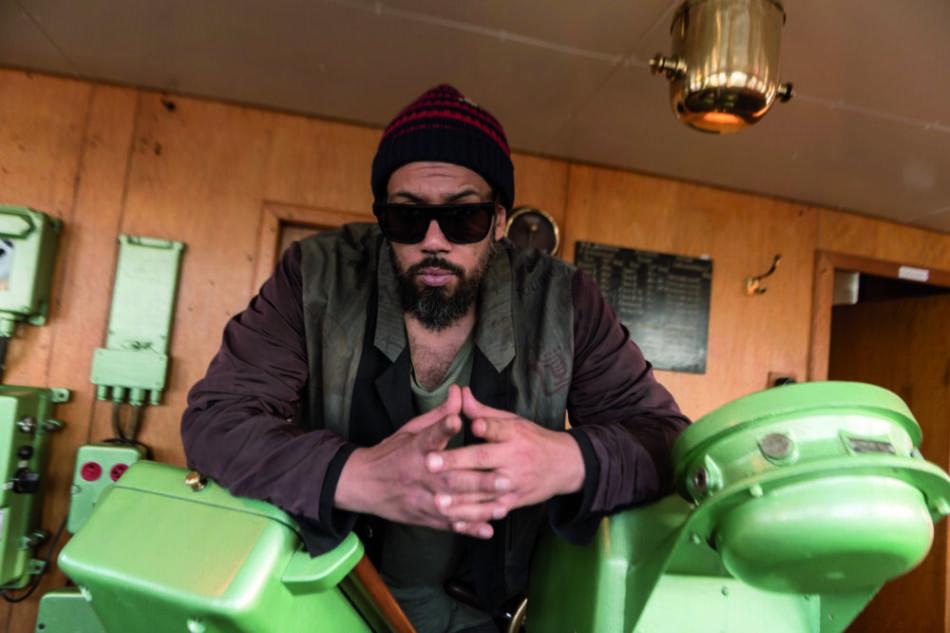 Samy Deluxe in Wolfhagen: Hip-Hop-Hochkultur!