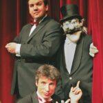 Matthias Brodowy & Detlef Wutschik im KFZ Marburg: Kabarett mit Menschen und Puppen!
