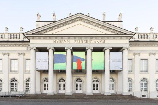 Ausstellung im Fridericianum Kassel: Forrest Bess