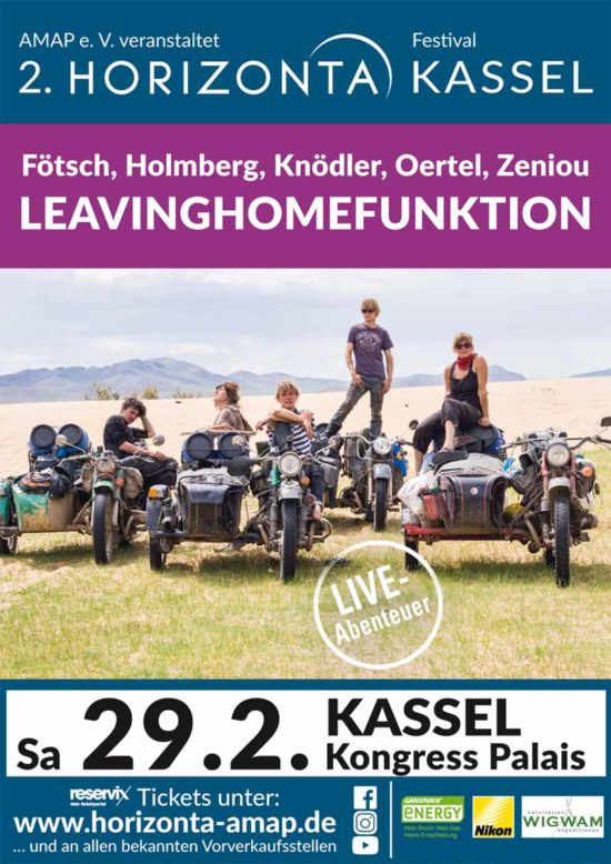 Horizonta-Festival in Kassel: Gemeinsam für den Regenwald!