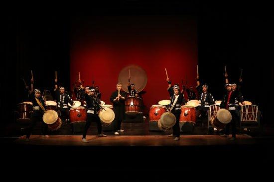 Kokubu in Paderborn und Bad Hersfeld: Drums aus Japan!