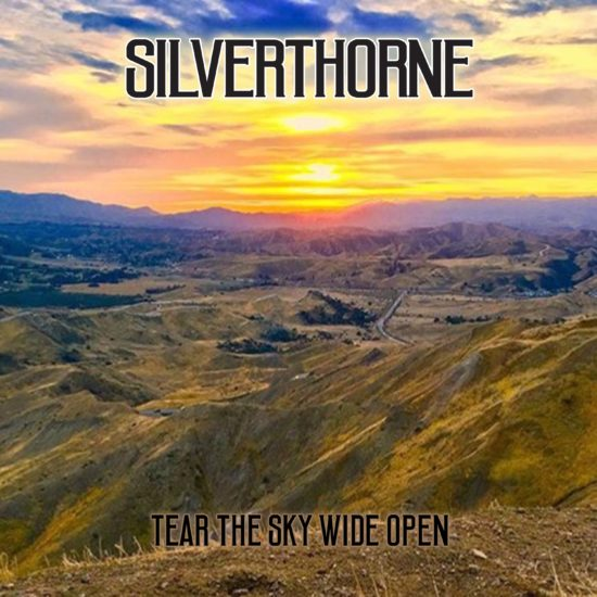 Silverthorne - Tear The Sky Wide Open (Golden Robot Records)