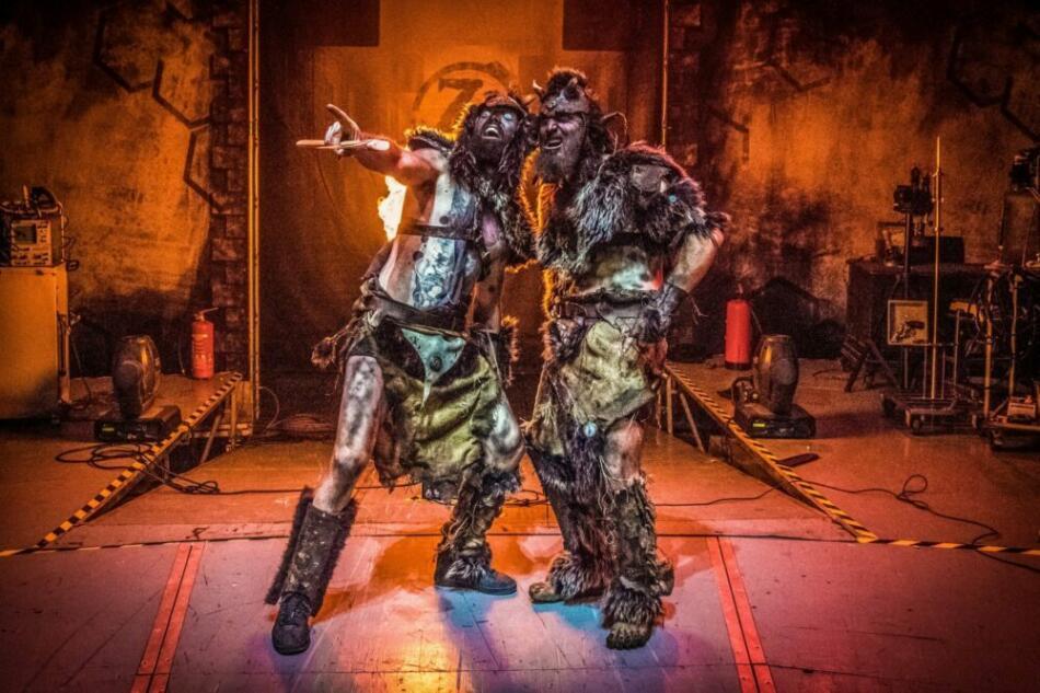 Zirkus des Horrors in Kassel - Höllisch akrobatisch!