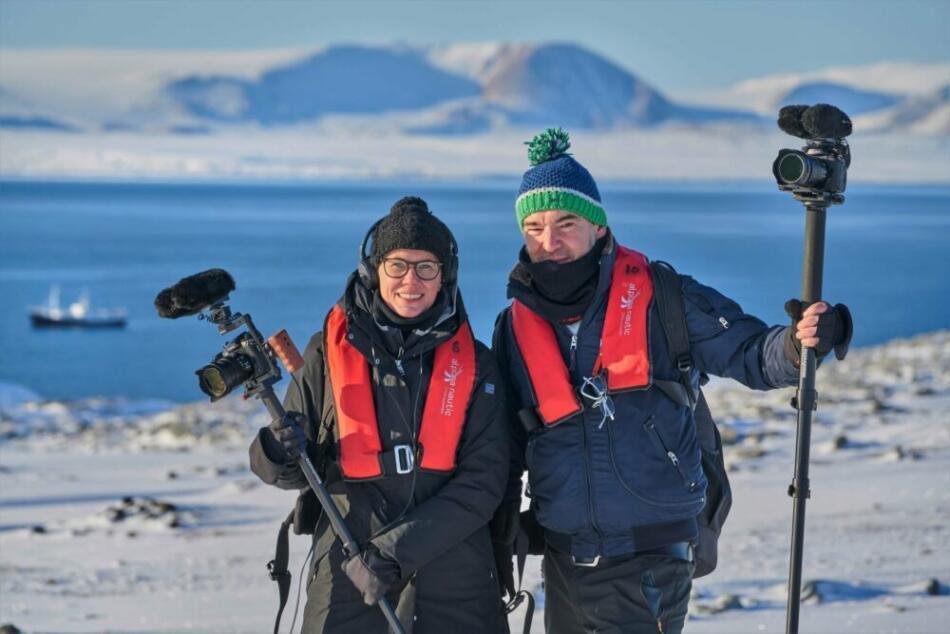 Silke Schranz und Christian Wüstenberg: Coronavirus bedroht Existenz unabhängiger Filmemacher