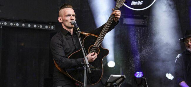 Auch Christian Bergmann & Die Nordhessen Drei kommt mit seiner Johnny Cash Tribute Show in den Lokschuppen in Bebra