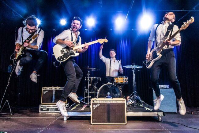 Goodbeats - Live am Start beim Kulturstart Nieheim 2021