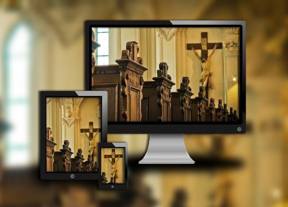 Online-Gottesdienste in Corona-Zeiten