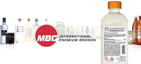 MBG während Corona-Krise: Desinfektionsmittel statt Spirituosen