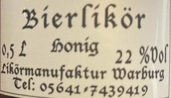 Rettungs-Tröpfchen von der Likörmanufaktur Warburg als Danke-Schön für Deine Ww-Retter-Spende!
