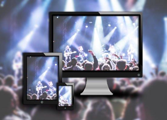Während der Corona-Krise: Wie ist die Rechtslage bei Live-Streams und Online-Events?
