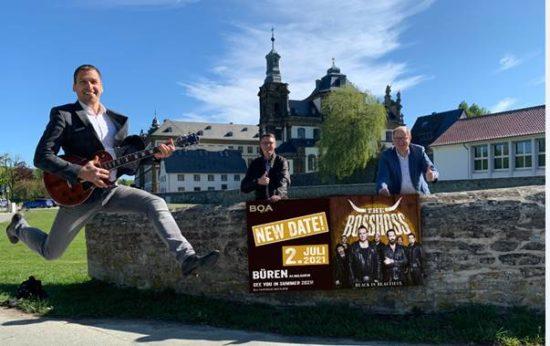 Open Airs & Festivals in der Nähe: Kommen nächstes Jahr nach Büren zum BOArocks: BossHoss