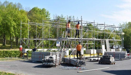 Autokino in Baunatal: Das Cineplex Baunatal lädt ein zum Openair Kino