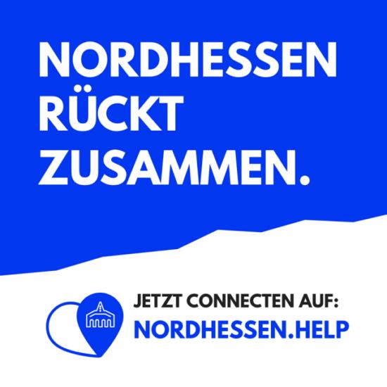 Mit der Initiative »<strong>NORDHESSEN.HELP – Nordhessen rückt zusammen!</strong>« wird Unternehmen aus der Region eine Plattform geboten.   (c) Nordhessen.help