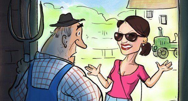 Bewerbung zur Erntehelferin - Eine neue Corona-Story von Lucy Hobrecht und Romana Reiff