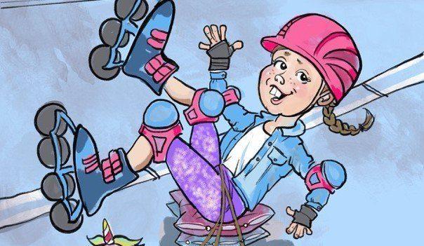 Das kleine Mädchen - Eine neue Corona-Story von Lucy Hobrecht und Romana Reiff