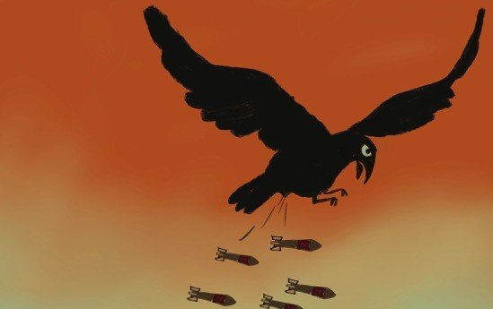Der Vogel – Eine neue Corona-Story von Lucy Hobrecht und Romana Reiff