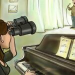 Corona-Storys - Gesangunterricht mit Nervenkitzel quer