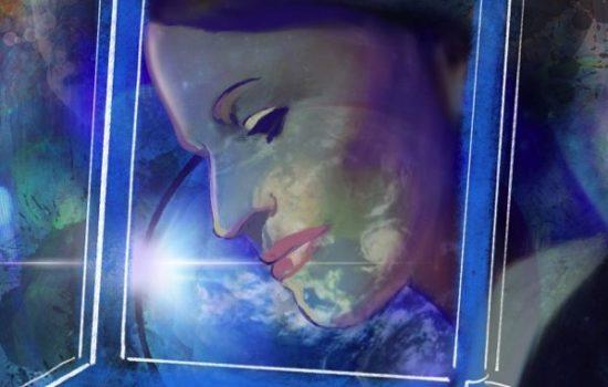 Vom Fenster aus  – Eine neue Corona-Story von Lucy Hobrecht und Romana Reiff