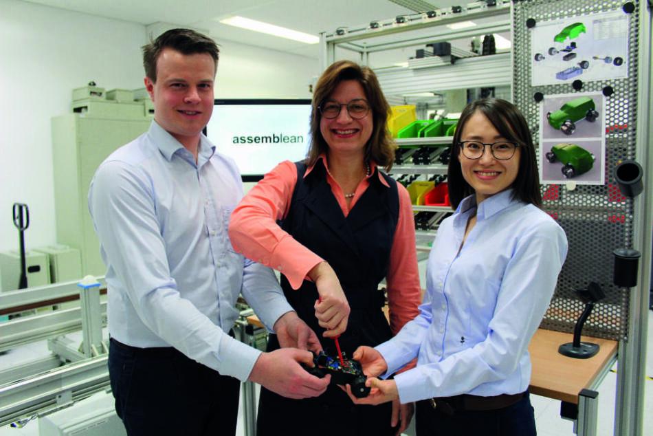 Paderborner Start-Up revolutioniert die Produktionssteuerung!