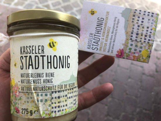 Kasseler Stadthonig als Danke-Schön für Deine Ww-Retter Spende!