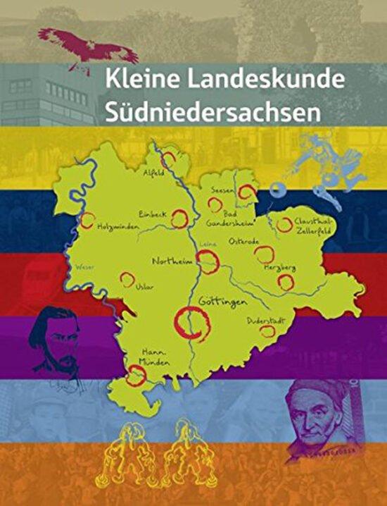 Buch Tipps: Südniedersachsen als Ausflugsziel - Kleine Landeskunde Südniedersachsen von der Landschaftsverband Südniedersachsen e.V