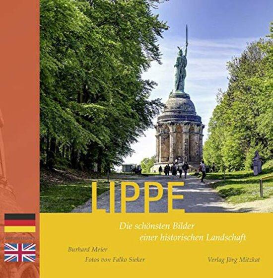 Buch Tipps: Lippe als Ausflugsziel - Lippe - Die schönsten Bilder einer historischen Landschaft von Buckhard Meier