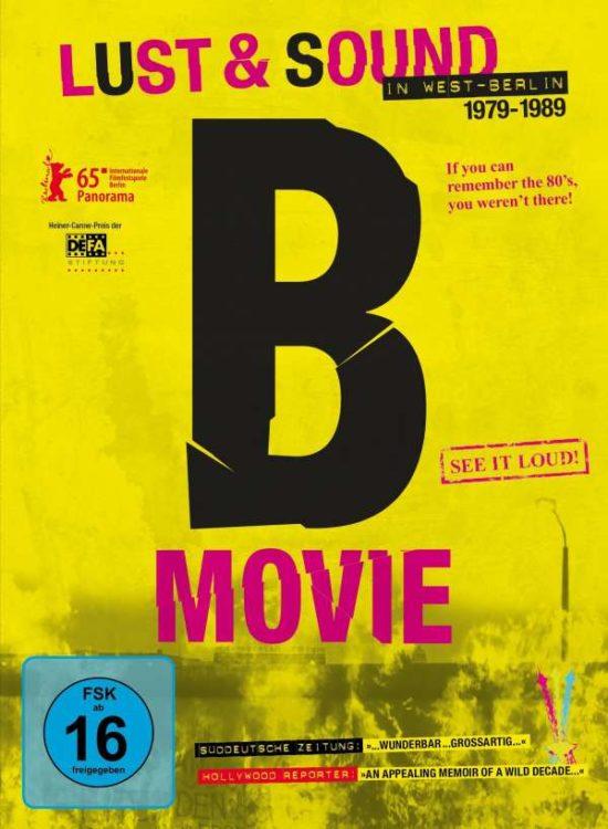 Auf Platz 7 unserer TOP 10 der besten Musik-Dokumentation: B-Movie: Lust & Sound in West-Berlin 1979-1989