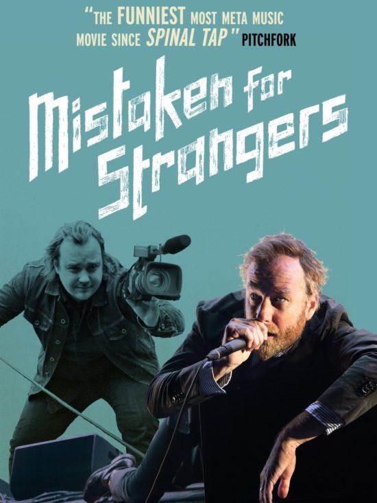 Auf Platz 6 unserer TOP 10 der besten Musik-Dokumentationen: Mistaken For Strangers