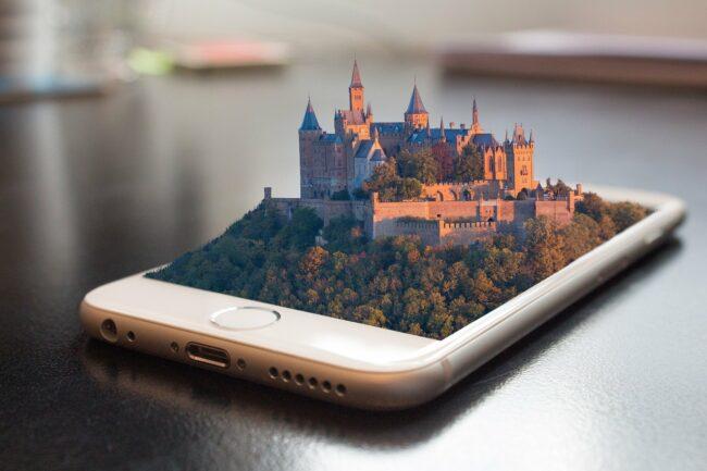 Virtuelle Reisen trotz Corona-Krise: Urlaubsreisen in die Virtual Reality am PC oder Smartphone! (c) FunkyFocus auf Pixabay